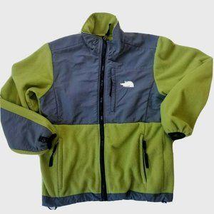 The North Face Men's Sz S Green Denali Jacket